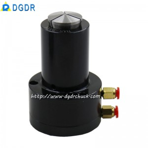 stationary air collet chuck DAS-20SS for tapping and drilling machine welding equipment pneumatic chuck