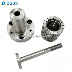 DGDR CNC Machine Milling Collet ER32 Collet Chuck DTG-4C1