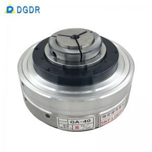 rotary power chuck for cutting equipment GA-40