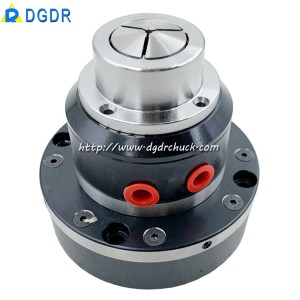 4th 5th axis equipment collet chuck mini air chuck for high precision machine