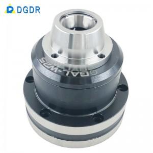 chuck alta precisão GAL-W25 para testar equipamentos e chuck pneumáticas para Torno CNC com precisão dentro 0,005 milímetro