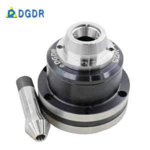 DGDR pneumático pinça chuck GAL-W25 alta precisão de moagem chuck máquina CNC precisão torno equipamento de detecção chuck