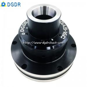 Custom high precision cutting grinding machine pneumatic chuck