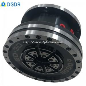 GD-30 high precision air diaphragm chuck for grinding machine pneumatic chuck for precision equipment