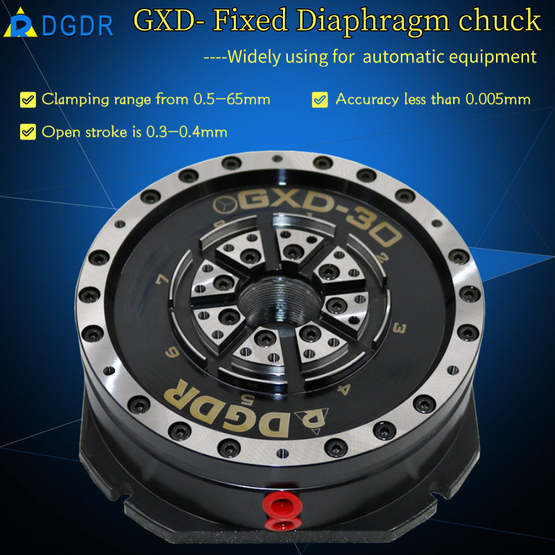 stationary air chuck GXD-30 high precision chuck for automatic equipment Featured Image