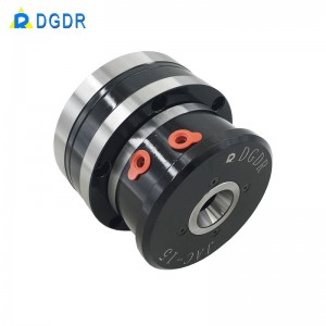 DGDR JAC-15 easy installed small size chuck with high precision for cnc lathe and automatic equipment