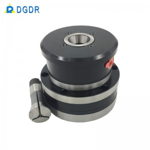 JAC-15 small pneumatic actuated chuck do hold a steel cord, pneumatic Rotary Chuck for a steel rope cutting machine