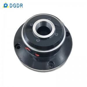 MIni pneumática mandril JAC-25 fresadora utilizando mandril rotativo para Torno CNC e de laser Equipamento chuck
