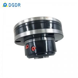 fresadora chuck DGDR JAC-25 mini-chuck para equipamentos de laser, chuck pneumáticas para Torno CNC