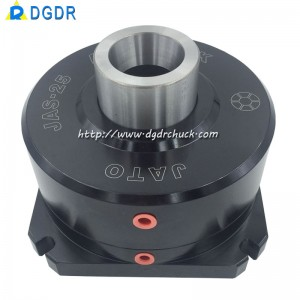 mini tapping chuck JAS-25, high precision chuck for Automation equipment, CNC lathe mini chuck for small work piece
