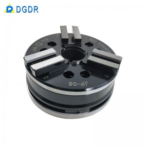 JP-06 series high speed diaphragm chuck, digital controlled lathe chuck, precision grinder chuck